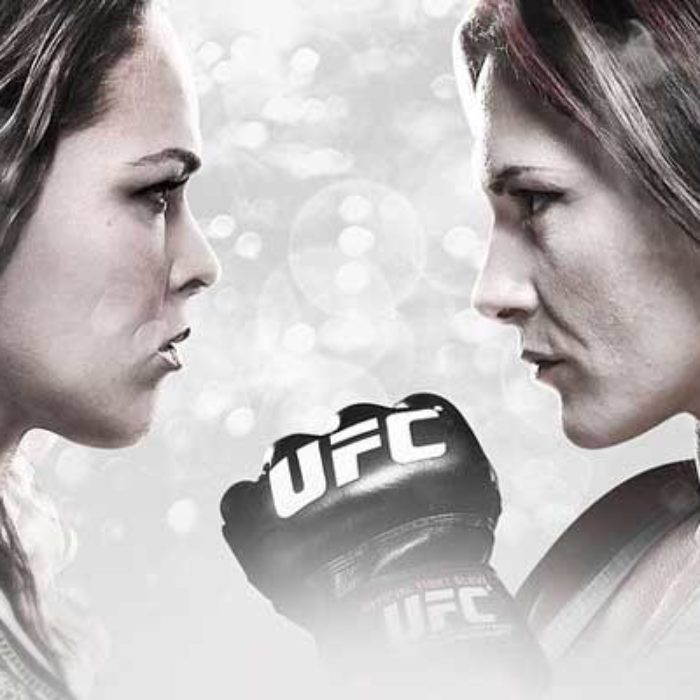Alpha Cat Zingano and the UFC